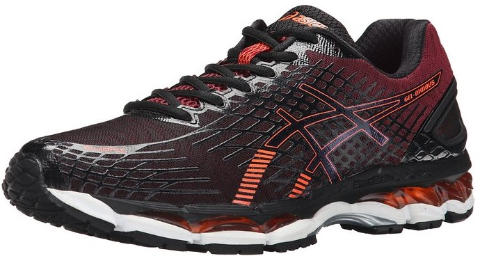 ASICS GEL-NIMBUS 15 good support for heal strikers