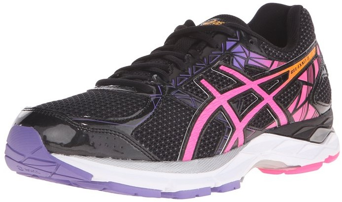 Asics Gel Exalt great for people suffering from plantar faciistis