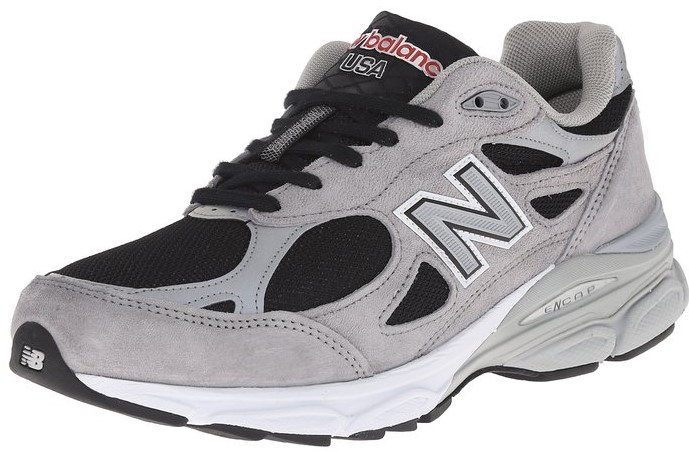 NEW BALANCE 990V3 great anti plantar fasciitis shoe