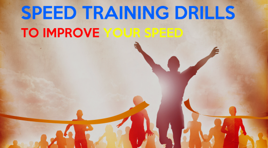 Speed Training Drills To Improve Speed