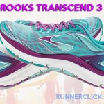 Brooks Transcend Running Shoes review