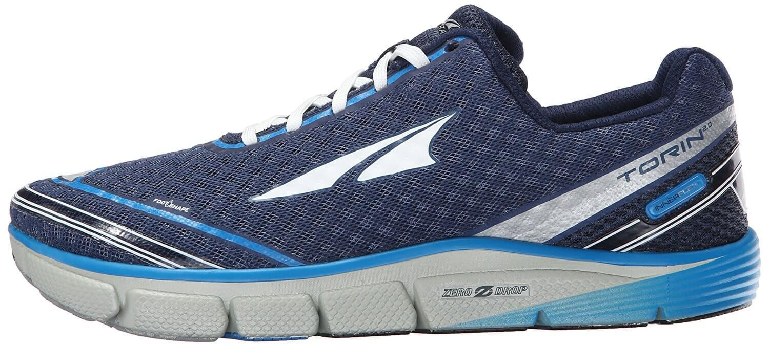 the Altra Torin 2.0 is a marathon shoe that can be used as an everyday trainer