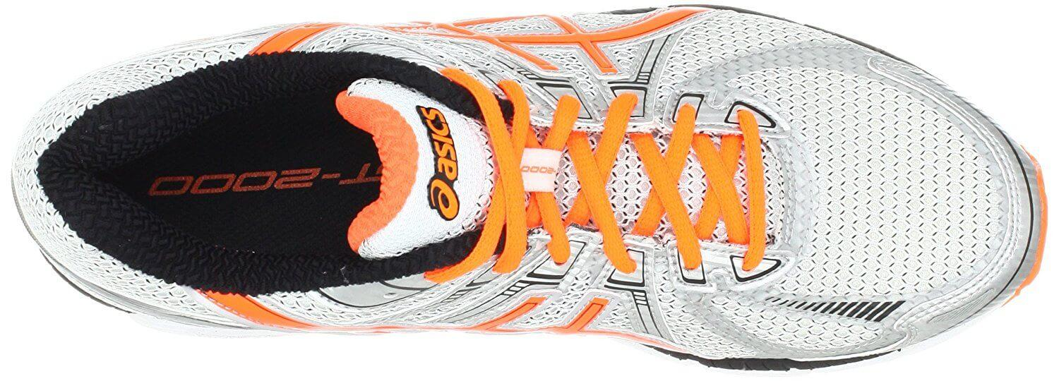 ASICS GT 2000 4 top view