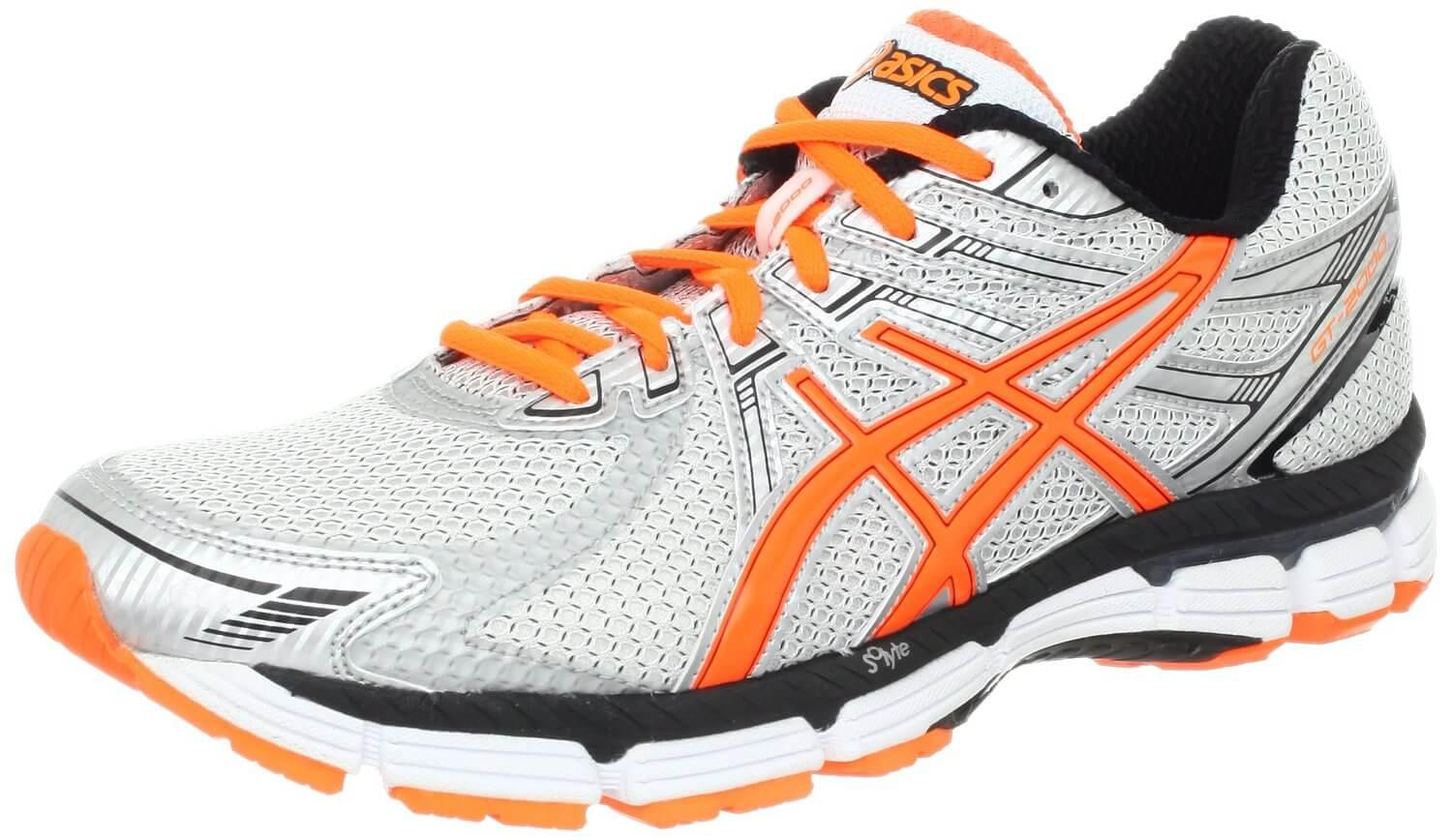 ASICS GT2000 4 diagnonal view