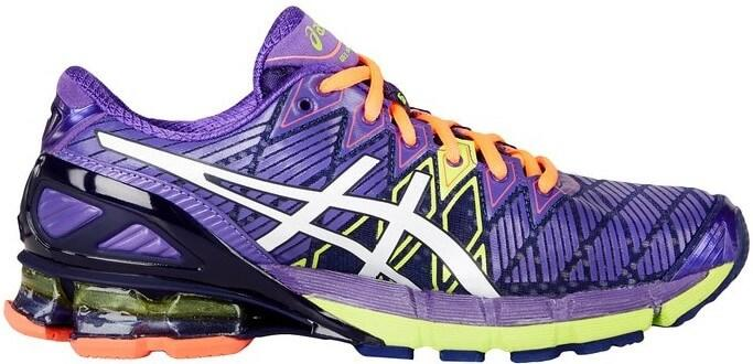 asics with high arch support