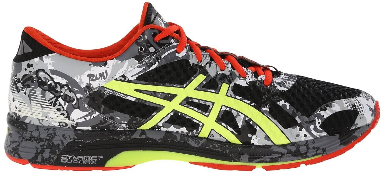 the low profile of the Asics Gel Noosa Tri 11 allows the runner greater freedom of movement