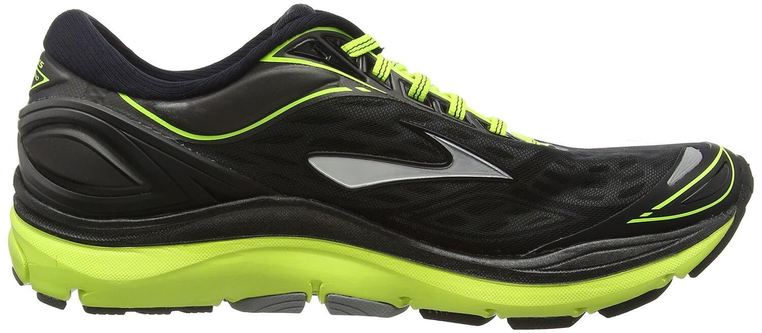 the Brooks Transcend 3 delivers personalized cushioning and stability for runners