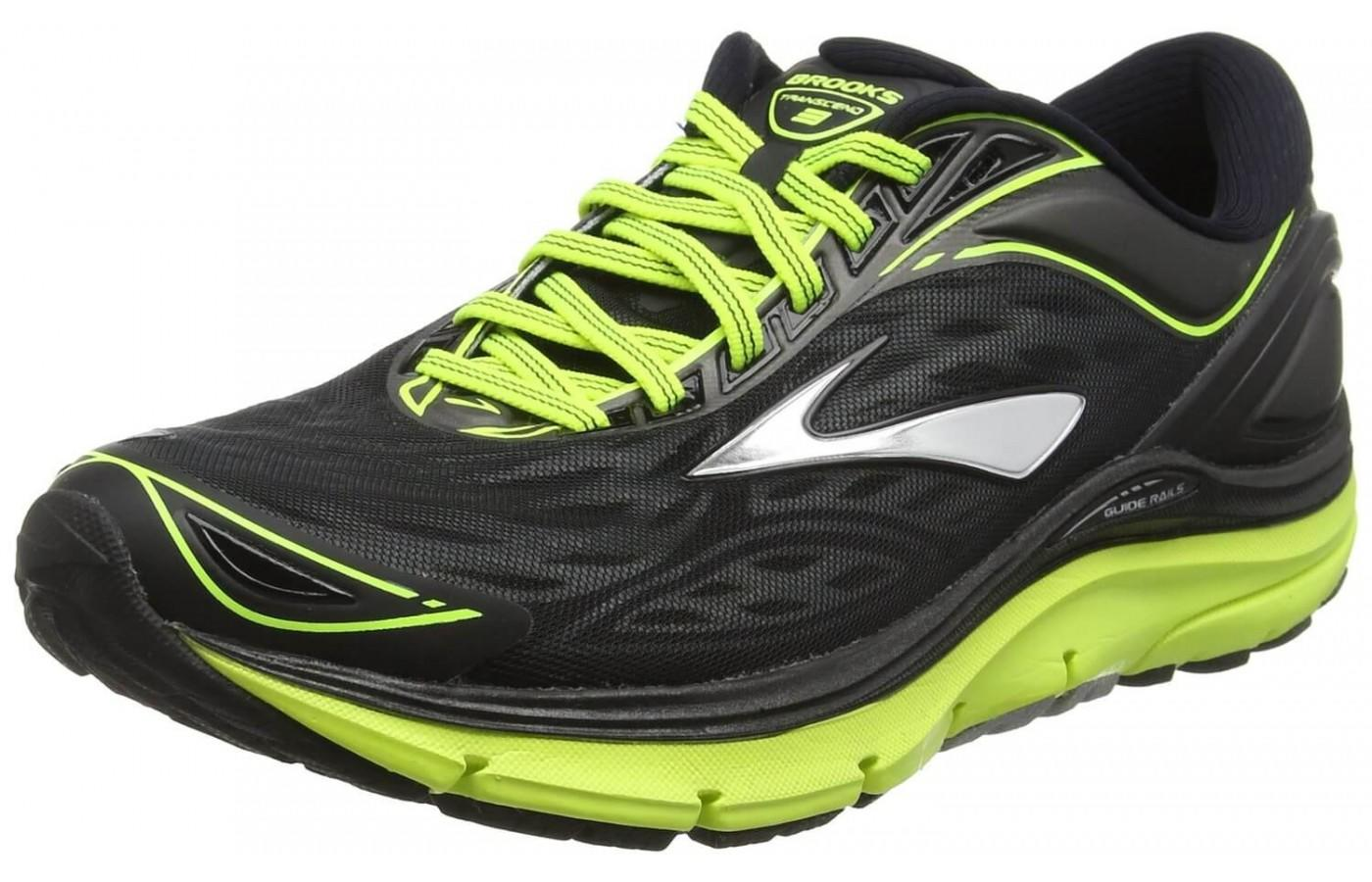 the Brooks Transcend 3 is a great running shoe for those that need customized cushioning in their trainer