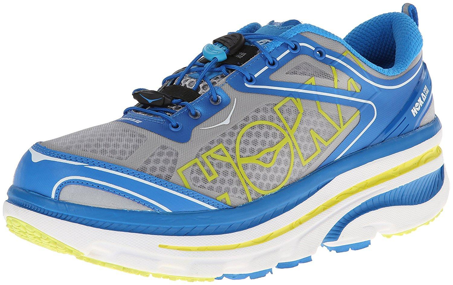 the Hoka One One Bondi 3 is a comfortable maximalist shoe