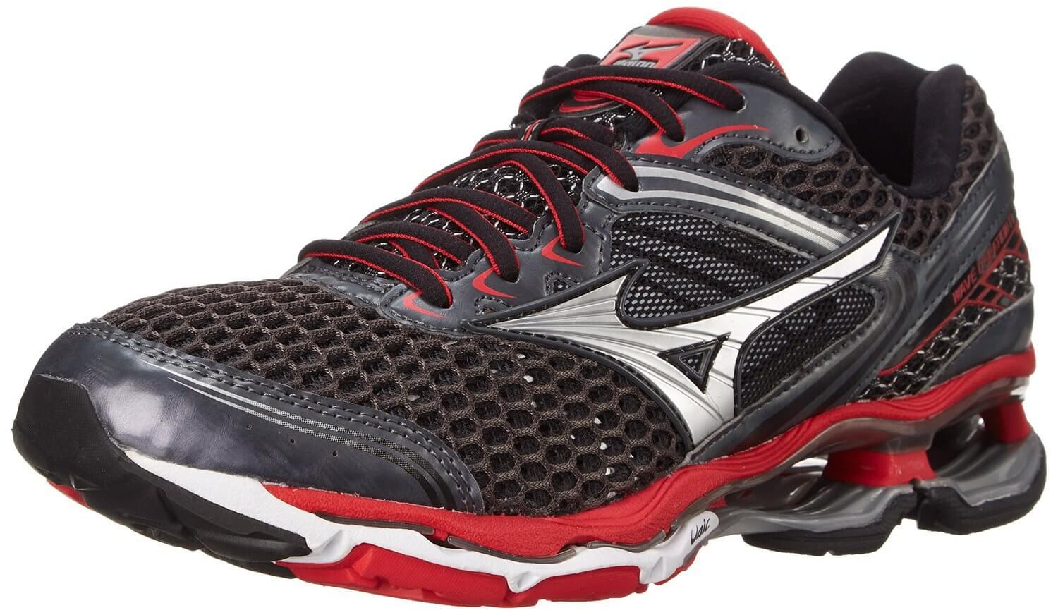 An in depth review of the Mizuno Wave Creation 17