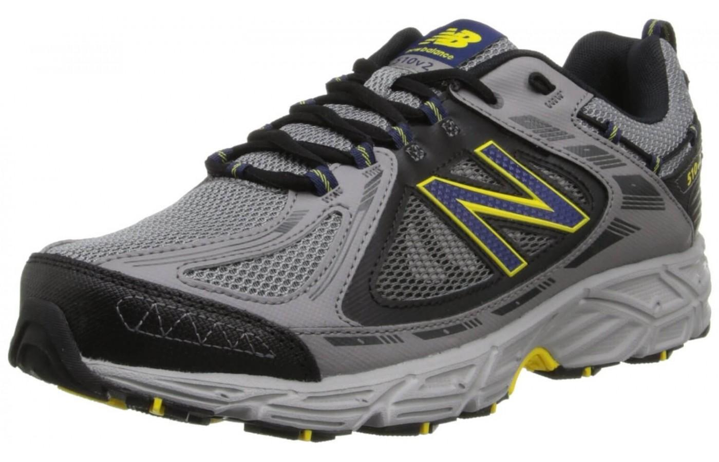 New Balance's NT510 comes in sizes to accommodate individuals with wider feet.