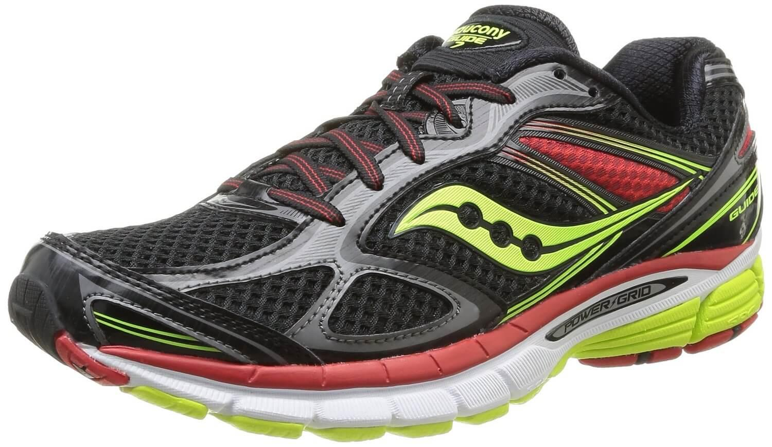 Stability, comfort, and style are all guaranteed with the Saucony Guide 7.