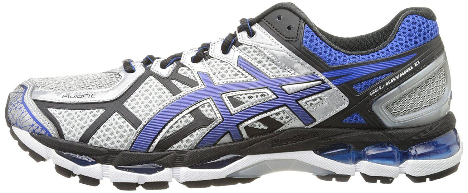 A Utilitarian Style And Limited Color Options Make The Asics Gel Kayano 21 More Of