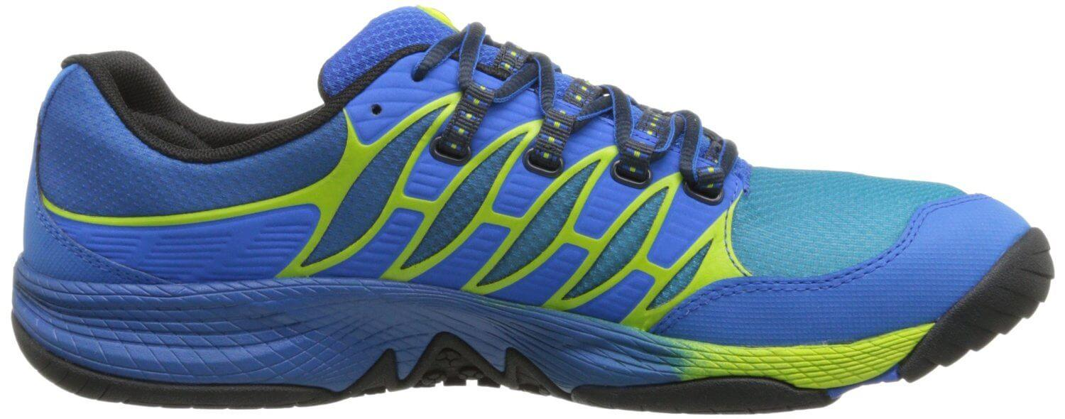 Merrell Allout Fuse Trail Running Shoes Review