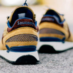 who makes saucony shoes