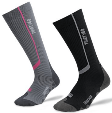 9. Thirty48 Graduated Compression Socks