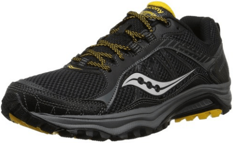 Saucony Grid Excursion Tr  Trail Running Shoe Mens Review