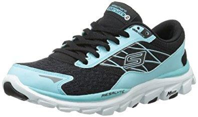 Skechers Go Run Ride 2-Nite Owl Glow-In-the-Dark
