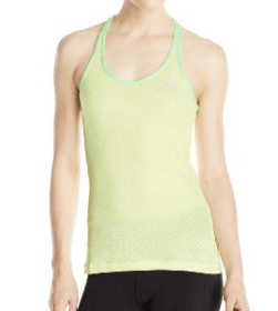 Adidas Performance Women's Supernova Mesh Tank Top
