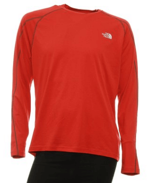 7. The North Face Voltage Crew Shirt