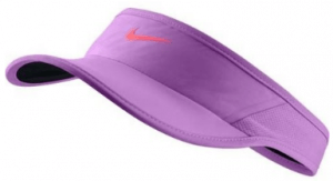 6. NIKE FEATHER LIGHT VISOR