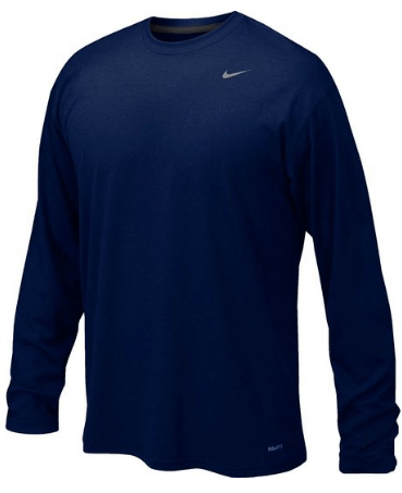 9. Nike Legend Dri Fit Tee