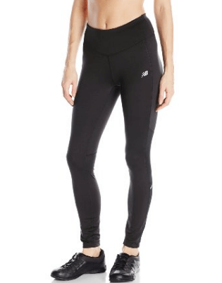 8. New Balance Women's Cold Weather Tech Legging