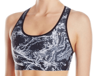 7. ChampionAbsolute Sports Bra with SmoothTec Band