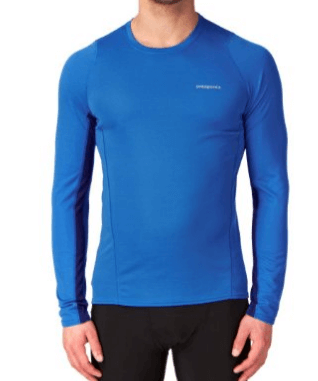 4. Patagonia Long-Sleeve Fore Runner Shirt