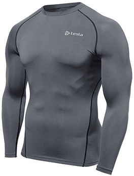 9. Tesla Thermal Coldgear Long Sleeve