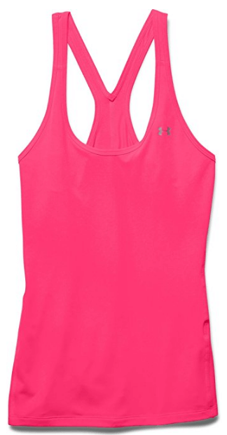 5. Women's Under Armour Heatgear Tank Top