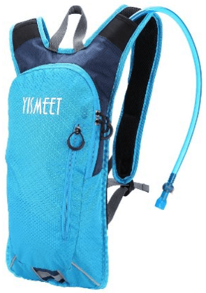 10. YISMEET Hydration Backpack