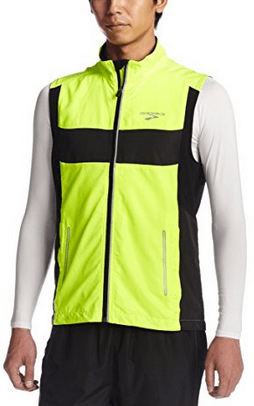 3. Brooks Men's Nightlife Essential Run II Vest