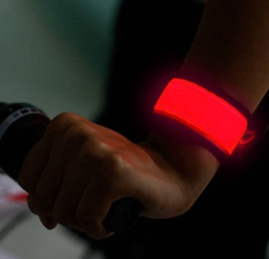 8. BSeen  LED Slap Band, Glow bracelet, armband