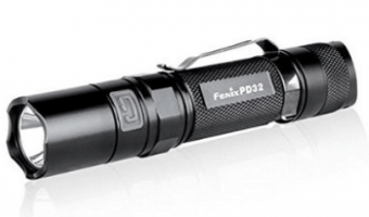 5. Fenix PD32 Flashlight