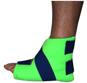 Polar Ice Foot and Ankle Wrap, Cold Therapy Ice Pack