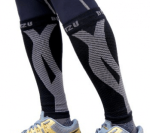 7. Calf Compression Sleeve One Pair Blitzu