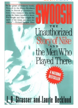 9. Swoosh: Unauthorized Story of Nike and the Men Who Played There