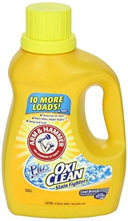 Arm And Hammer Liquid Detergent