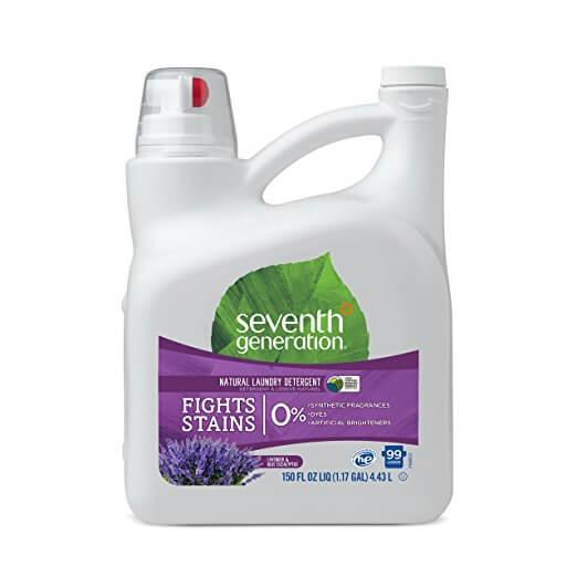 Seventh Generation Liquid Detergent