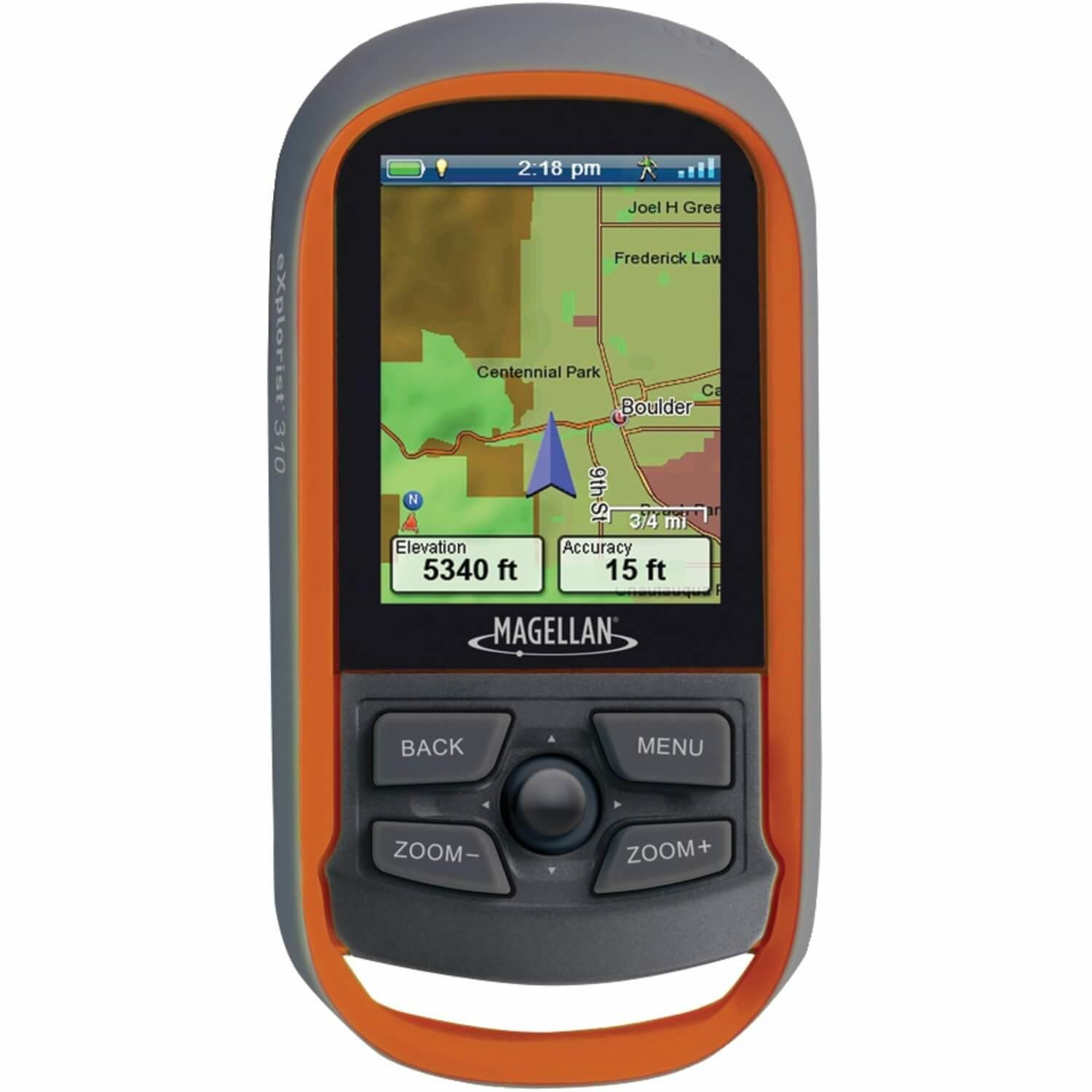 7.  Magellan CX0310SGXNA eXplorist 310 Waterproof Hiking GPS