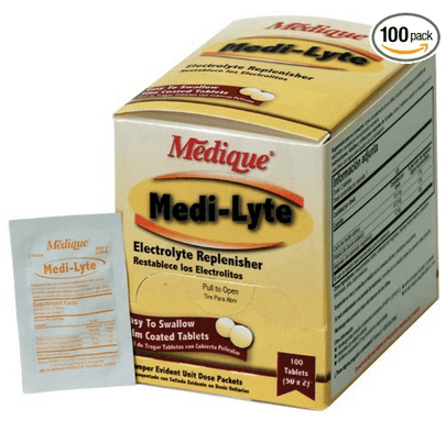 Medique 03033 Medi-Lyte electrolyte replacement