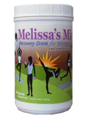 1. Melissa's Mix Recovery Drink for Women