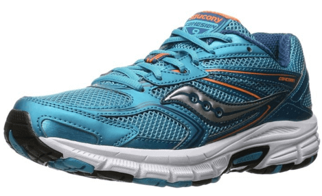 6.  Saucony Cohesion 9