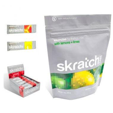 2. Skratch Labs Exercise Hydration Mix