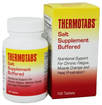 5. Thermotabs Salt Supplement