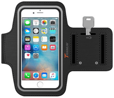 3. Trianium iPhone Armband