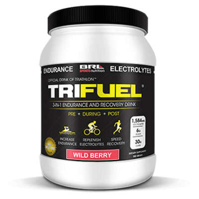 2. TRIFUEL Endurance and Recovery Drink