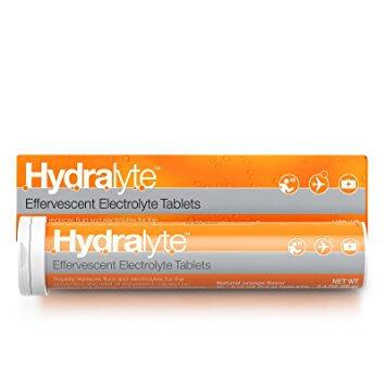 Hydralyte - Effervescent Tablets