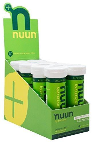 Nuun Hydration: Electrolyte + Caffeine Drink Tablets
